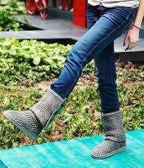 womens ugg knit boots 27 best ugg boots for winter images on shoes