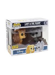 funko disney lady u0026 tramp pop vinyl figure topic