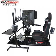 Racing Simulator Chair Gt Omega Pro Racing Simulator Supreme Rs9 Seat