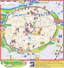 Germany City Map by