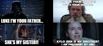 I Am Your Father Meme - rey i am your father prequelmemes
