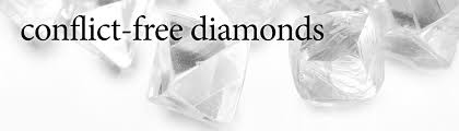 conflict free engagement rings conflict free diamond engagement rings diamonds direct