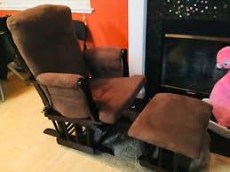 Baby Relax Glider And Ottoman Espresso Baby Relax Glider Rocker And Ottoman Espresso With Chocolate