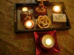 god in design glitzy diwali decor
