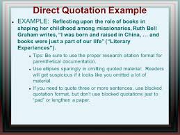 quotation format book writing a research paper ppt video online download