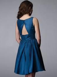 vintage dresses for wedding guests vintage a line style high neckline flower accented knee length