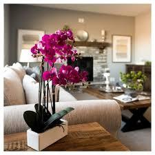 artificial flowers u0026 plants home accents decor target