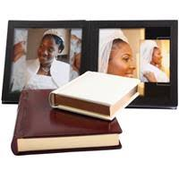 638785 flashpoint photo album leatherette collection holds 500
