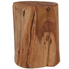 Tree Stump Side Table Tree Stump Side Table Rentquest