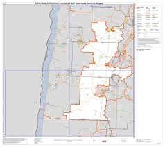 map of oregon house file oregon house district 23 pdf wikimedia commons