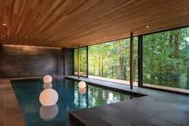 a stunning modernist swimming pool before after portland monthly