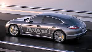 porsche car 4 door porsche panamera shooting brake will make it to u s shores news