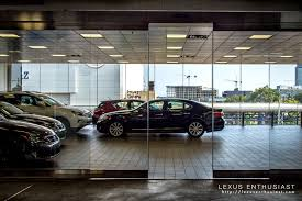 lexus dealership escondido restaurant a visit to lexus downtown in toronto lexus enthusiast