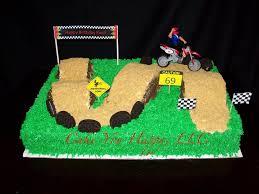 motocross bike cake birthday cake photos