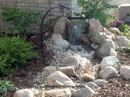 Small Backyard Water Features by 228 Best Backyard Water Features U0026 Waterfalls Images On Pinterest