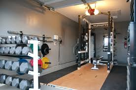 my home gym setup dumbbells and squat rack fbeed com