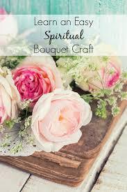 how to make a spiritual bouquet