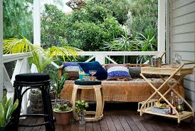 daybed decorating ideas porch tropical with moroccan pillows