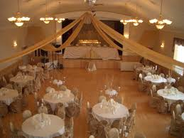 wedding decorations for a reception hall luxurious wedding
