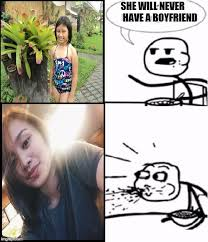 She Will Never Have A Boyfriend Meme - cereal guy meme imgflip