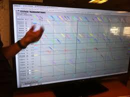 bureau sncf 16 comment construit on une grille horaire des trains transilien