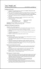Rn Resume Objectives Lpn Resume Sample New Graduate 2782true Cars Reviews