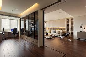 ideas office in living room design living room decoration