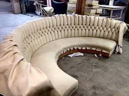 Tufted Banquette Bench Enchanting Curved Banquette 150 Curved Booth Seating Uk Dining