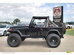 jeep 1989 1989 black jeep wrangler islander 4x4 33328568 photo 2