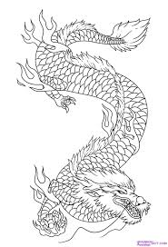 how to draw a dragon with pictures pencil drawing collection