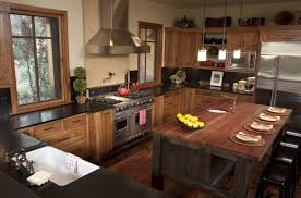 what paint color goes best with hickory cabinets 7 hickory cabinets with wood floors ideas to create a