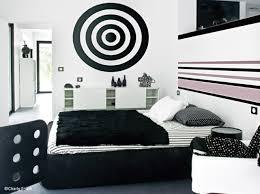 chambre blanc et noir chambre en noir et blanc