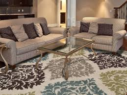 awesome rug size for living room contemporary room design ideas