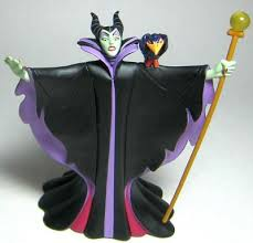 maleficent and diablo ornament hallmark from our
