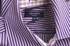 ted baker french cuff slim fit striped dress shirts for men ebay