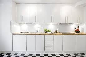 Modern White Kitchen Backsplash Remarkable Modern White Kitchen Cabinets Pictures Design Ideas