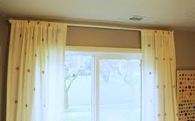 Hanging Curtains High How To Hang Curtains A Basic Guide Healthy Home Cleaners
