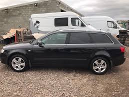 audi a4 1 9 tdi 2005 2keys black gearbox manual in stenhouse