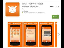 xperia theme creator kullanimi how to create miui theme using miui theme creator myanmar narration