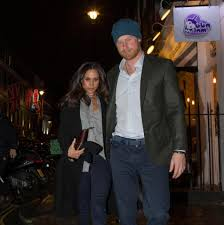 Meghan Markle Toronto Address by Prince Harry Spotted Holding Hands With Girlfriend Meghan Markle