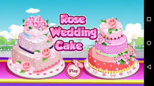 Wedding Cake Games How To Play Rose Wedding Cake Game Simple U0026 Easy Cooking Games