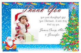 personalised christmas thank you cards christmas lights decoration