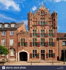 Haus Zu Historical Town Hall And Patrician House U0027haus Zu Den Fuenf Ringen