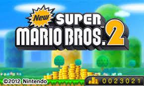 multiplayer super mario bros 2 nintendo 3ds