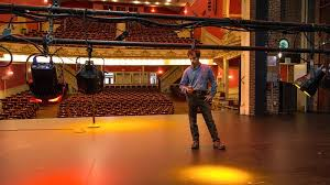 Theater Lighting Led Stage Lighting Saves The Paramount Theater 11k Per Year