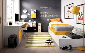 deco de chambre ado chambre enfant chambre ado garcon petit espace idées déco chambre