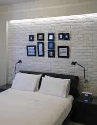 coole wandgestaltung 40 coole ideen für effektvolle schlafzimmer wandgestaltung