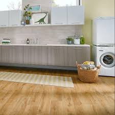 Thickest Laminate Flooring Marigold Oak Natural Laminate Floor With Wear And Spill Protection