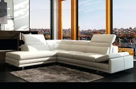 canap italien cuir grand canape d angle 7 places blanc canapac dangle en cuir italien 6