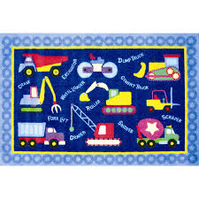 Area Rug Kids by Truck Rug Roselawnlutheran